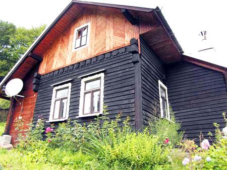 ferienhaus semete zu mieten unterkunft beskiden slovakei. Black Bedroom Furniture Sets. Home Design Ideas