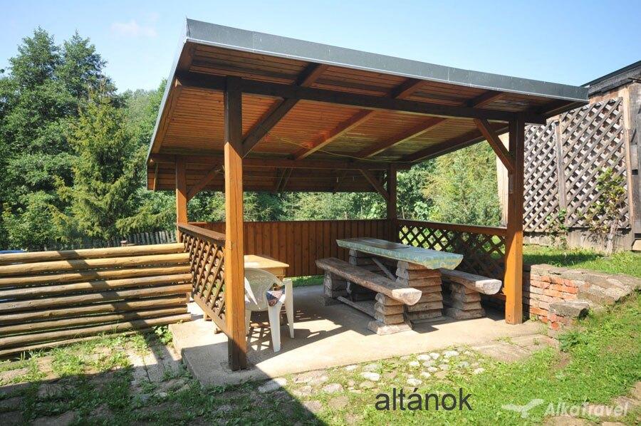 ferienhaus smi any zu mieten unterkunft slowakisches paradies. Black Bedroom Furniture Sets. Home Design Ideas